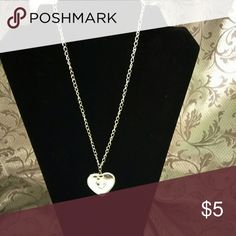 Very light heart Necklace Cute !! Very light heart Necklace Jewelry Necklaces