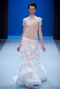Wedding dress by Christophe Josse (2010)