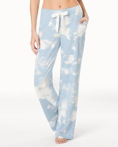 fdd20abbe7 Pajama Pants Clouds Celestial RG