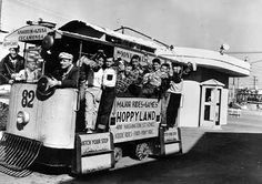 Hoppyland amusement park, Venice Ca. Venice Beach Ca, Venice California, California History, Southern California, West Los Angeles, Los Angeles Area, Los Angeles County, Abbot Kinney Venice, Emotional Pictures