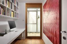 Квартира площадью 100 кв.м в Любляне | Дизайн интерьера, декор, архитектура, стили и о многое-многое другое