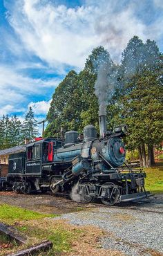 The Durbin Rocket is one of the rarest steam locomotives in existence. Old #3 is one of only three operating Climax geared logging Climaxs on earth. This 55-ton antique was built in 1910 for the Moore-Keppel Lumber Co. in Randolph County, West Virginia. Today she takes tourists along the Greenbrier River in Northern Pocahontas County.