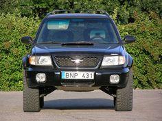 Lift for Subaru