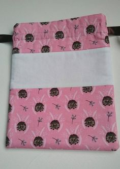 Knitting Bag Drawstr