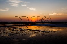 Beatifoul sunset in sicily | Buy and download this shot of a sunset in a beatifoul place in sicily: Saline of Trapani Dim. File: 5184 × 3456 px