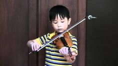 Happy Go Lucky (violin practice)—See more of this young violinist #from_alexkjb