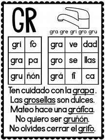 Palabras Con Las Silabas Gra Gre Gri Gro Gru Spanish Lesson Plans, Spanish Lessons, Learn Spanish, Spanish Language Learning, Teaching Spanish, Speech Language Therapy, Speech And Language, Ludo, Learning Sight Words
