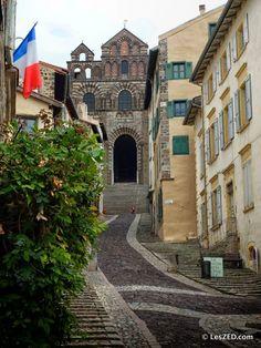 Le Puy-en-Velay et sa cathédrale