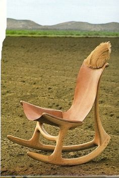 Absolutely stunning..... More Amazing #Chairs and #Woodworking Projects, Tips & Techniques at ►►► http://www.woodworkerz.com