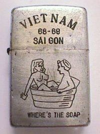 When you hold a real Vietnam Zippo in your hand, you can't prevent yourself from thinking about the guy using it during his service tour. To understand the story of those lighters, you must plug yourself into the stories of these guys... I still have mine