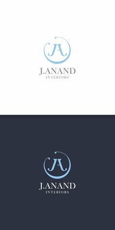 modern and minimalist interior logo designs