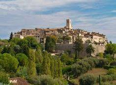 saint-paul-de-vence, Provence France