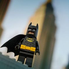 Help the Cape Crusader himself find the hidden villains during #LEGOBatmanMovie Days scavenger hunt!