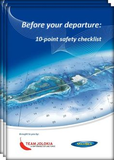 Don't go sailing before reading this Essential Free Guide: 10-Point Safety Checklist http://info.maxsea.com/10-point-safety-checklist-before-sailing #yachting #sailing #twailor #boating