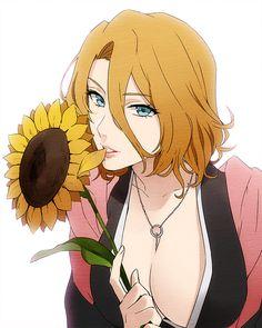 Rangiku - Strawberry Blonde Beauty