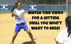 Video: Side Toss Hitting Drill, Two Ways