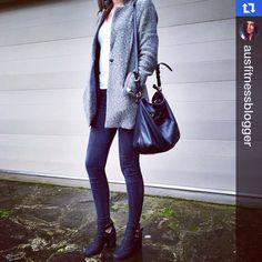 We just Josephine's casual-cool look, complete with the Dana bucket bag #Repost @ausfitnessblogger with @repostapp.・・・I've missed winter fashion ☔️ @minskatcopenhagen #tapfordetails photo @mitchwynne #danishdesign #minskatdana #blackleather #bag #bucketbag #italianleather #instastyle #instafashion #instalove #cute #fitness #fashion #streetstyle #cool #minimalism #blogger