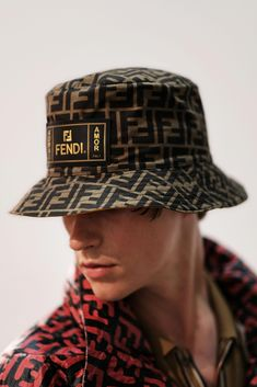 Backstage at the Fendi Men s Spring Summer 2019 Fashion Show.   MensFashionSummer Fashion Essentials ff901cf47d6
