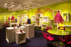Kensiegirl Footwear Goes Digital in interior design  Category
