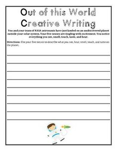 descriptive writing activities for year 6 movie