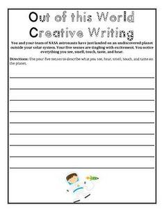 descriptive writing activities year 1066