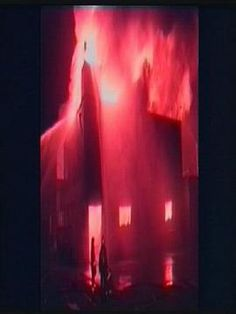 Bill Viola, «The City of Man», 1989  Videostill | © Bill Viola