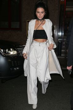 Kendall Jenner (October 1, 2016)