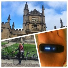 Heres the results of a day out in #oxford England from #fitbitfriend @rosiepercy #findyourfit #fitbit fitbit.com/uk/one Fitbit One, Oxford England, How To Stay Motivated, Days Out, Finding Yourself, Motivation, Fitness, Inspiration, Instagram
