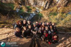 Ed eccolo qua il gruppo Workshop 2014 presso il Plitvice Lakes National Park, Croatia; tre giorni entusiasmanti...tanti scatti...tanto divertimento, esperienze simpatiche, aneddoti e sicuramente un viaggio che rimarrà impresso per molto! Grazie a tutti!!!