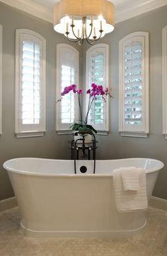 Restful retreat from BRADSHAW DESIGNS in beautiful San Antonio Texas dream-baths