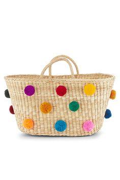 The Beach Bag Every Fashion Girl Wants | sheerluxe.com