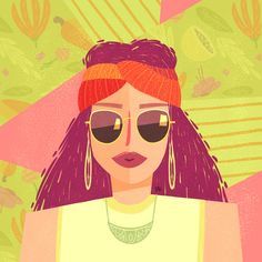 TROPICAL SERIES on Behance