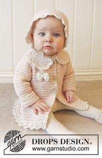 10 Free Crochet Baby Sets Part II