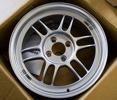 Enkei Wheels  (Used RPF1 Rims)