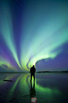 Auroras               Taken by Bjørn Anders Nymoen on February 15, 2013 @  Steigen, Nordland county. Norway