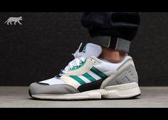 adidas Equipment Running Cushion 91 OG (RUNNING WHITE / SUB GREEN / BLACK)