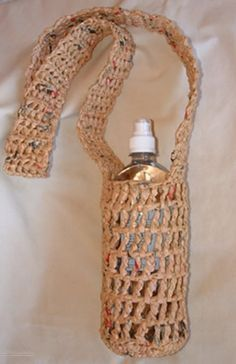 Hello! Happy Wednesday! I wanted to share some patterns I have come across for the water bottle holders. They work up so quickly and are perfect for days at the park, zoo, co…