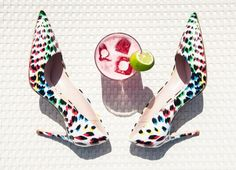 Hear us roar. http://www.thecoveteur.com/poolside-style-summer-cocktail-recipes/