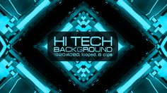 Hi Tech Video Animation | 3 clips | Full HD 1920×1080 | Looped | Photo JPEG | Can use for VJ, club, music perfomance, party, concert, presentation | #dance #door #futuristic #glow #hi-tech #loops #party #sci-fi #space #spaceship #tech #technology #tron #visuals #vj