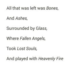 """""""I really love this quote. It was my way to know the sequence of all shadowhunters books hahaha"""" Mortal Instruments Quotes, Shadowhunters The Mortal Instruments, Immortal Instruments, Shadowhunter Quotes, Serie Got, Nos4a2, Will Herondale, Cassandra Clare Books, Shadowhunters Tv Show"""