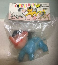 Vintage 1960's Lovable Uglies Toy Made in Hong Kong | eBay