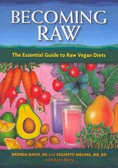 Nutrition experts Brenda Davis and Vesanto Melina once again provide the essential information needed to safely embrace a new dietary lifestyle. As they did for vegetarians and vegans in Becoming Vege