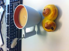 Lussekatter (Swedish Advent saffron bun) and English breakfast tea with a dollop of milk. English Breakfast Tea, December 12, High Tea, Advent, Milk, Good Things, Tableware, Gourmet, Dinnerware