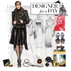 Designer for a Day, created by polyvore-editorial on Polyvore
