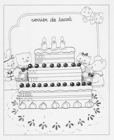 Misschocoladetaart  Misschocoladetaartmysitesnl Learning To Write, Kindergarten, Restaurant, Writing, Birthday, Kids, Garage, Carnival, Book