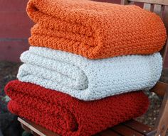 Handcrafted CROCHET Blanket Throw
