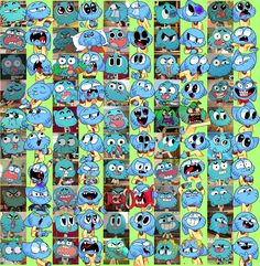 Cartoon Network Shows, Cartoon Shows, Cartoon Art, Adventures Of Gumball, Cartoon Characters As Humans, Kawaii Doodles, Cartoon Crossovers, World Of Gumball, Cute Cartoon Wallpapers