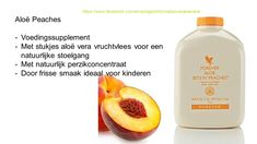 aloe vera forever bits 'n peaches Forever Living Products, Peaches, Aloe Vera, Shampoo, Fruit, Food, The Fruit, Peach, Meals