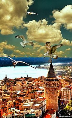 İstanbul AŞKIN ŞEHRİ