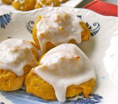 Easy and delicious vegan pumpkin cookies   Finding Vegan